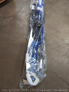 Obrien vortex blue skis