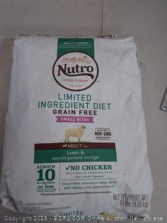 Nutro small bites adult dog food