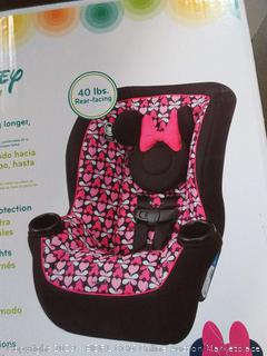 Disney Baby Apt 50 Convertible Car Seat, Minnie Sweetheart Safety