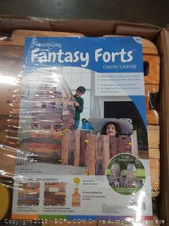 hearthsong fantasy forts cabin