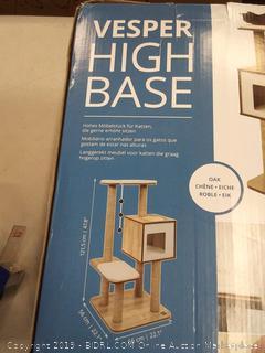 catit Vesper High base cat tower