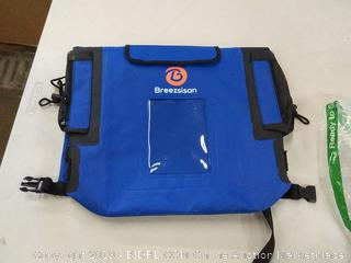 Breeze Sisson dry bag backpack 301 waterproof cell phone pouch(slight scratches on bag)