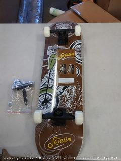 Sefulim skateboard