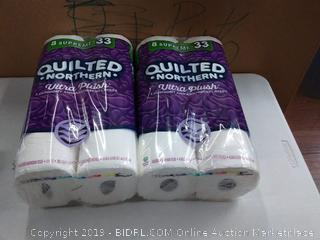 16 Ultra Plus toilet paper