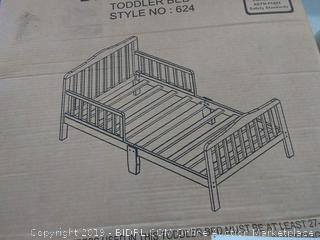 Dom Family Dream On Me toddler bed frame