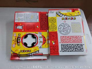maze care game cards
