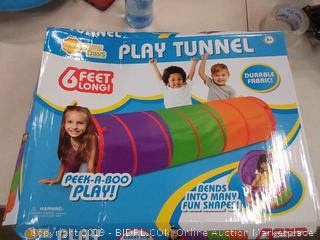 sunnydaze play tunnel 3 +