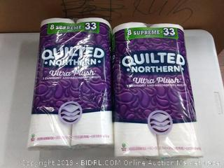 Quilted Northern Ultra Plush Supreme Toilet Paper, 16