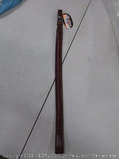 Weaver horse whip