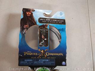 Pirates of the Caribbean: Dead Men Tell No Tales - Jacks Swing & Sling Foam Sword 2 swords