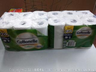 Cottonelle Ultra GentleCare Toilet Paper 24 rolls