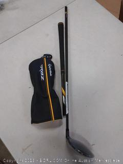 RBZ TaylorMade driver(shaft broken but head of driver in perfect condition)