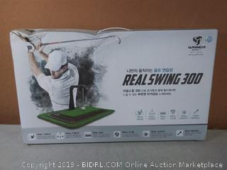 winter Spirit real swing 300(Factory Sealed/Box Damage) COME PREVIEW!!!! (online $128)