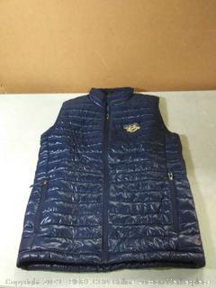 NHL Nashville Predators vest small