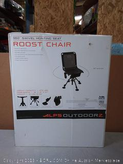360 swivel hunting seat Roost chair(Factory Sealed/Box Damage) COME PREVIEW!!!! (online $99)