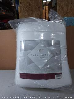 Park Hotel Collection 2 inch Pillowtop mattress topper