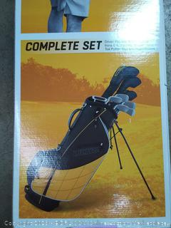 Ultra G Gear Up carry bag complete set golf clubs