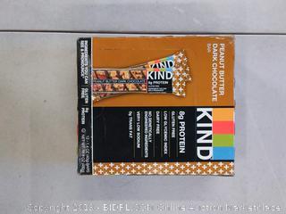 KIND Bars, Peanut Butter Dark Chocolate, Gluten Free, 12 Count