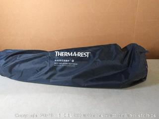 Therm-a-Rest Basecamp extra large self-inflating mattress