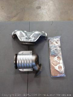 exhaust complete system part number m 25001