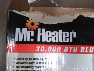 Mr. Heater 30000 BTU Blue Flame propane heater
