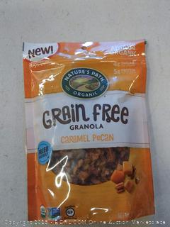 Nature's Path grain-free granola pack of