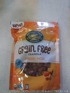Nature's Path grain-free granola pack of 6
