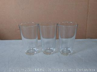 ARC International 3 Glass Set