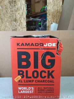 Kamado Joe Big Block XL Lump Charcoal (online $25)