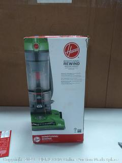 Hoover WindTunnel rewind Bagless Upright vacuum Factory sealed box damage