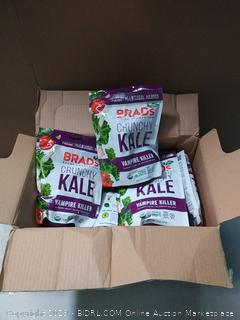 Brad's Raw Foods Crunchy Kale - Vampire Killer