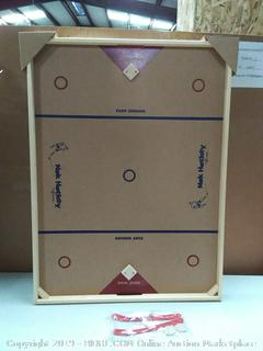 Carrom 20.01 Nok-Hockey Game, Large (online $89)