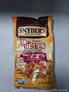 Snyder's of Hanover Pretzel Pieces, Honey Mustard & Onion