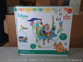 Disney Baby Finding Nemo Sea of Activities Jumper (online $116)