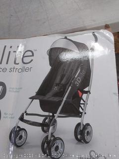 Summer Infant 3D Lite Convenience Stroller - Black (online $87)
