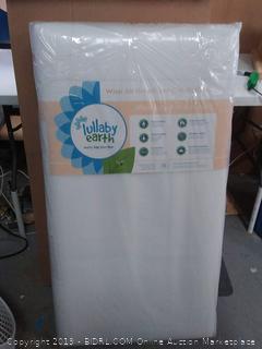 lullaby Earth breathable crib mattress