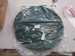 Virginia abrasives thick nylon cooler pad one inch x 20 in green