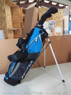 Wilson Golf Profile JGI Junior Complete Golf Set (online $113)