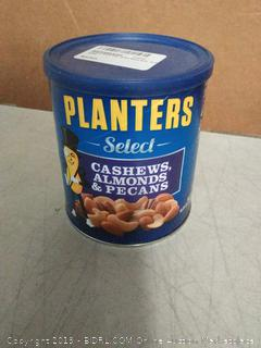 Planters Select Cashews, Almonds & Pecans -- 15.25 oz | Ralphs Ship