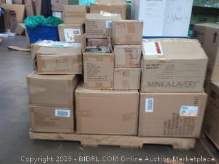 Home Decor Items Pallet - All New Items - (MSRP $2,600+)