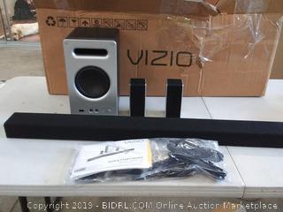 Vizio soundbar and sub Wireless