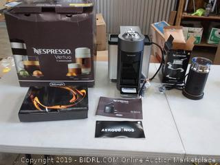 De'Longhi Nespresso Vertuo Evoluo Coffee and Espresso Machine
