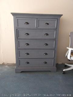 Appleby 6 Drawer Chest by Greyliegh (Online $604.13) LOBBY