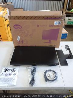 "BenQ GW2480 23.8"" IPS LED FHD Monitor Black 840046037079"
