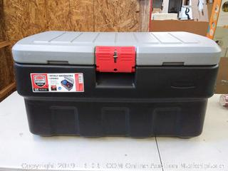 RUBBERMAID ACTIONPACKER STORAGE Tote 16.9 in. H x 20.8 in