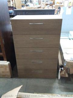 Raylee 5 Drawer Chest (Online $1329.99)