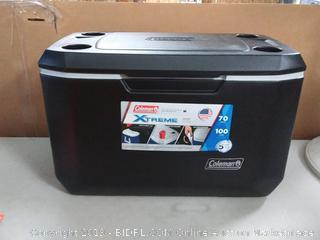 Coleman 70-Qt. Xtreme Cooler - Black – MrGreatdeals.com