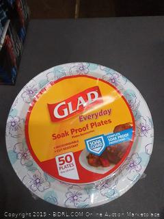 glad soak proof plates pack of 3