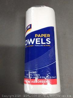 Genuine Joe paper towels 2 ply pack of 4