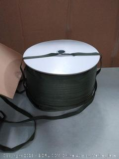 Harbor tight re-webbing roll size 3000 feet carton contents one roll weight 32 lb  eliminates bark damage  (online $248)